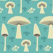 Perfect mushroom print.