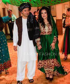 Afghan Clothes, Afghan Dresses, Afghan Wedding, Afghan Girl, I Dress, Sari, Culture, Beauty, Fashion