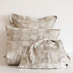 SNAKE PRINT BEDDING - Bedding - Bedroom | Zara Home United States