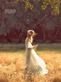 julia hafstrom by camilla akrans for vogue china may 2014