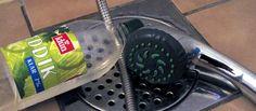 Cleaning tip vinegar - Du trenger bare eddik - 100 mangfoldige bruksområder Clean House, Good To Know, Vinegar, Cleaning Hacks, Hygge, The 100, Bottle, Clever, God