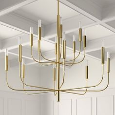 Entry Chandelier, Chandelier In Living Room, Ceiling Chandelier, Modern Chandelier, High Ceiling Lighting, Wagon Wheel Chandelier, Bronze Chandelier, Dinning Room Light Fixture, Entryway Light Fixtures