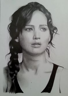 Jennifer Lawrence by azargo
