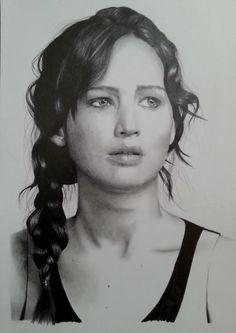 Jennifer Lawrence by azargo