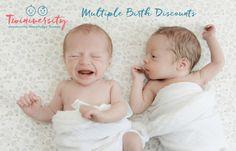 Twiniversity Multiple Birth Discounts