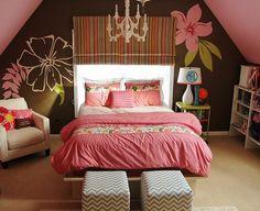 decoracion dormitorios mujer joven | inspiración de diseño de interiores