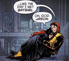 I ship jaybabs because I love her and nightwing but nightwing marries and has mar'i with starfire