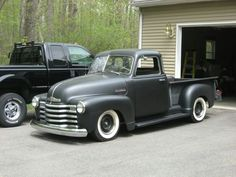 Cool....the older truck that is...