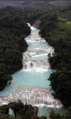 Agua Azul  contactarme para viajes, recreación y turismo  letsgo.colombia7@gmail.com