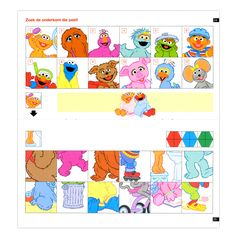 Home Activities, Learning Activities, Bert & Ernie, File Folder Games, Mini, Early Learning, Critical Thinking, Preschool, Kids Rugs