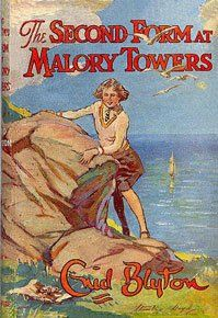 The Second Form at Malory Towers - Enid Blyton. Favourite books as a child- I really wanted to be these girls! Great Books, My Books, Teen Books, Story Books, Reading Books, Enid Blyton Books, St Clare's, Hockey Sticks, Vintage Children's Books