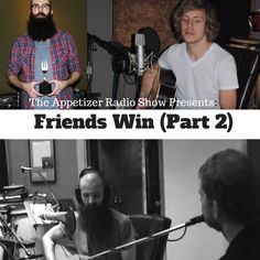 "This week we continue our series ""Friends Win"" with part 2 that includes some exclusive sessions we've recorded with friends of the show like Andrew Belle and William Fitzsimmons. Also music from Susan Enan, Sandy Thom, Thriving Ivory and more."