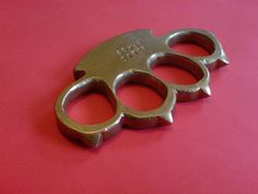 WeaponCollector's Knuckle Duster and Weapon Blog: Home Made Solid ...