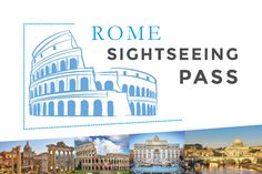 Sightseeing Pass Rom - 3 Tage