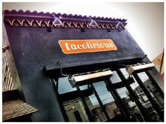 Tacolicious....some yummy mexican food and fun atmosphere!