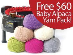 Addi Express King Size Knitting Machine