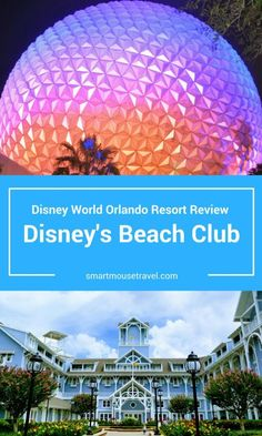 Looking for a resort at Disney World that provides more than just a place to sleep? See why we think Disney's Beach Club Resort is a great option! All Disney Parks, Disney Cruise Tips, Disney Vacations, Disney Trips, Disney Travel, Walt Disney, Attractions In Orlando, Orlando Resorts, Disney World Hotels
