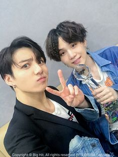 02/07/18 Fancafe #BTS! FAKE LOVE 1er Lugar! #SUGA #JUNGKOOK