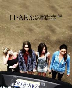 I'm Pretty Little Liars obsessed - can't wait for it's return