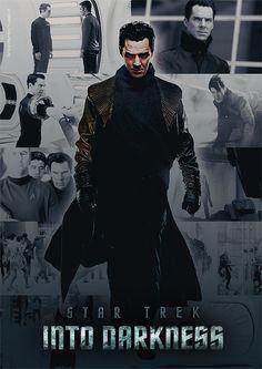 Star Trek star Benedict Cumberbatch ♥