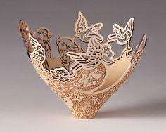 Beautiful Wood Art by Stephen A. Wolfe