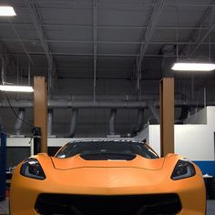SEMA - Lingenfelter Performance - Custom Corvette - We're excited to see this one!