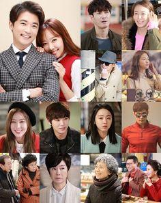 Five Children: Ahn Jae Wook, So Yoo Jin, SHim Hyung Tak, Sung Hoon. #kdrama