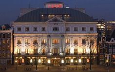 If you're looking for a night of cultural entertainment, you should visit the Royal Theater Carré. #Amsterdam #theater #Holland #Amsterdam