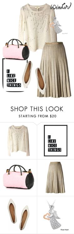 """winter"" by masayuki4499 ❤ liked on Polyvore featuring Isabel Marant, Kenzo, CÉLINE and Icz Stonez"