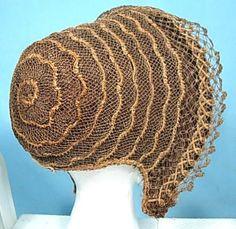 1830's Spoon Bonnet