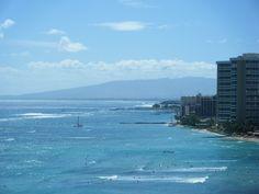 Hawaii - I would love to go back!!