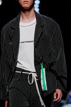 Represent Menswear Spring Summer 2019 Paris