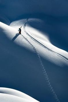 Working for your turns. St. Anton, Austria. photo: Courtesy of Tourist Office of St. Anton Am Arlberg/Josef Mallaun