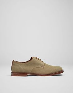 Details about Zara Man Mens Ankle Boots Wingtip Brown Leather size 43 (us 10)