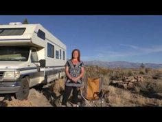 Why I Live in an RV: A Single Woman's Story of Full Time RV Living - YouTube