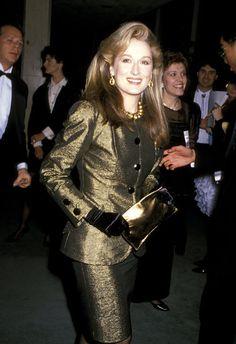Meryl Streep 2014 Golden Globes