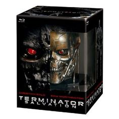 Terminator Salvation box set