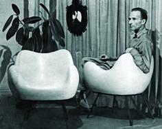 Roman Modzelewski, autor fotel RM58