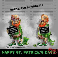 Don't let this be you on St. Patrick's Day! http://herocellphonelookup.com/