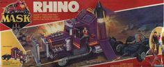 MASK Rhino