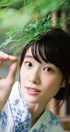 高橋ひかる707 Japanese Beauty, Asian Beauty, Most Beautiful, Beautiful Women, Japanese Outfits, Yukata, Image Collection, Traditional Outfits, Kimono