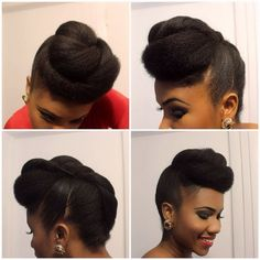 """She is so smooth!!! #curlyhair #curlsArebeautiful #naturalhairmovement…"