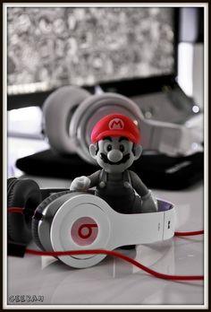 Mario. Beats by Dre.