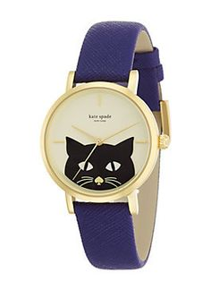 OMG - Kate Spade has a Cat's Meow collection. I WANT THEM ALL!!!