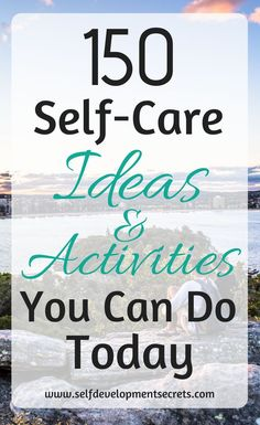 These self-care ideas and activities are perfect for you to help improve your life. Remember that self-care is not selfish! Take Care Of Yourself, Improve Yourself, Self Care Activities, Startup, Self Development, Personal Development, Care Quotes, Self Care Routine, Stress Management