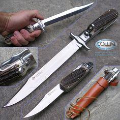 Maserin - Олень охотничий нож - 179 / CV