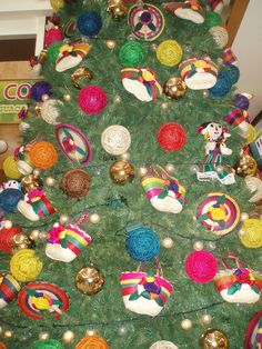 images of mexican christmas decor | Mexican Christmas Tree | Flickr - Photo Sharing!