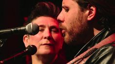 """k.d. lang & Bahamas perform """"Lost in the Light"""""""