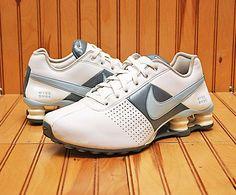 new arrivals 168b9 574bf 2006 Nike Shox Deliver Size 7 - White Ice Blue Blue Dusk - SP06 Sample