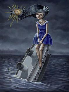 Made by:  Audrey Pongracz - illustration
